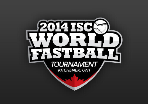2014 ISC World Fastball Tournament Logo
