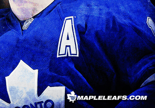 Toronto Maple Leafs Website and Other Collateral